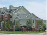 Plano Apartments and Townhomes with direct access garage. Very stylish.